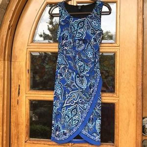 INC Printed Dress. Never worn, new.